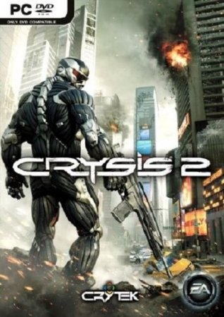 Crysis 2 (2011/RUS/ENG/v.1.8/Lossless Repack by a1chem1st)