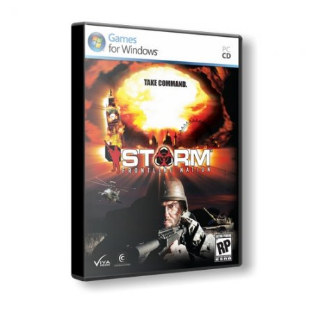 Storm Frontline Nation [L] [ENG / MULTi5] (2011)