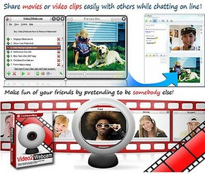 Video2Webcam 3.2.4.8 / Eng
