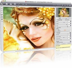 AKVIS MakeUp 1.0.165.8001 for Adobe Photoshop (2011/ENG/RUS)