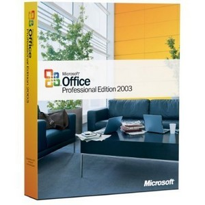 Microsoft Office Professional 2003 SP3 RePack (обновления 30.07.2011)