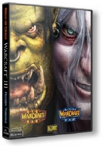 Warcraft 3 Reign Of Chaos / The Frozen Throne v1.26a (2011/RUS/Lossless Rep ...