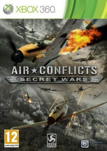 Air Conflicts: Secret Wars (2011/PAL/MULTi5/ENG/XBOX360)