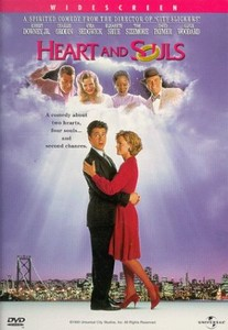 Сердце и души / Heart and Souls (1993/DVDRip/700Mb)
