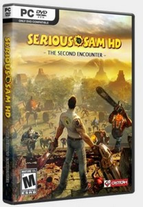 Serious Sam HD: Второе Пришествие (2010/RUS/Multi8/LossLess RePack by R.G.  ...