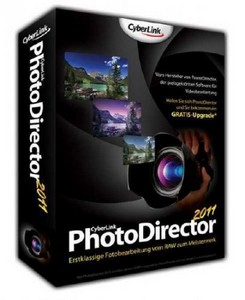 CyberLink PhotoDirector 2011 Deluxe v2.0.1816