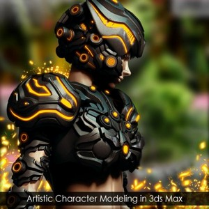 Digital Tutors - Creative Development: Artistic Character Modeling in 3ds M ...