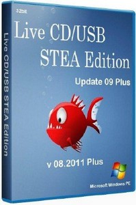 Live CD/USB STEA Edition v 08.2011 Update 09 Plus от 05.08.2011