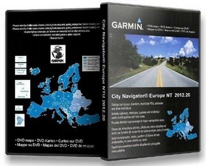 Garmin City Navigator Europe NT 2012.20 (MapSourse + IMG Unlocked / Раздель ...