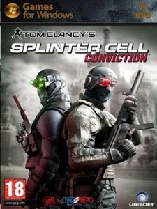 Tom Clancy's Splinter Cell: Conviction (RePacked by xatab RG Packers)
