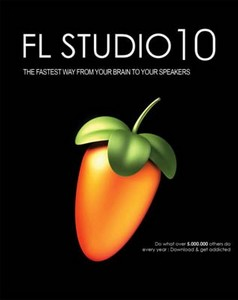 FL Studio 10.0.2 Final Producer Edition (Запись музыки)