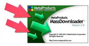 Mass Downloader 3.9.853 (Менеджер закачек)