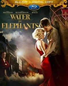 Воды слонам / Water for Elephants (2011/HDRip/700Mb)