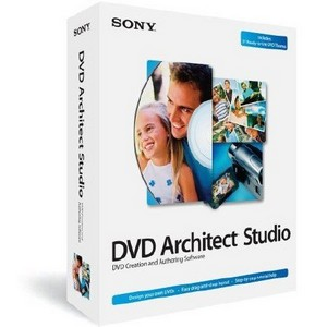 Sony DVD Architect Pro 5.2.132 Rus + Themes