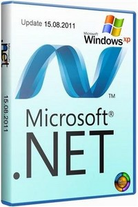 Microsoft .NET Framework 1.1-4.0 для WinXP SP3 ((Update 15.08.2011)