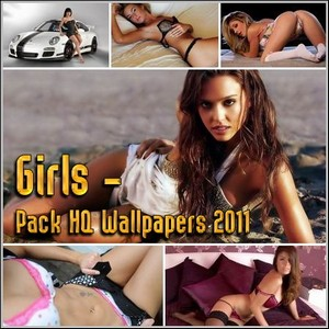 Girls - Pack HQ Wallpapers 2011