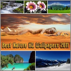 Best Nature HQ Wallpapers 2011