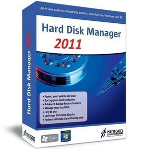 Paragon Hard Disk Manager 11 10.0.17.13146 Server Retail Russian Portable