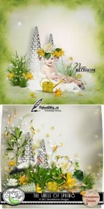 Scrap kit - The Smell of Spring