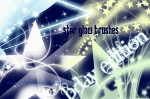 Star Glow Brushes