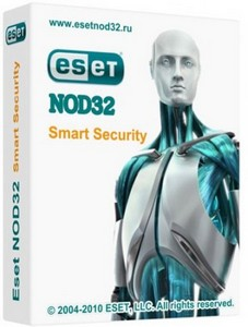 ESET NOD32 Smart Security 5.0.93.7 Final x86/x64 + ключи