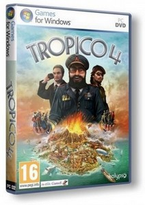 Tropico 4 (2011/RUS/ENG/RePack)  by - Ultra -