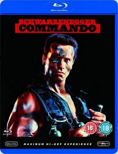 Коммандо / Commando (1985) HDRip + DVD5 + HDRip 720p + BDRip 720p + BDRip 1 ...