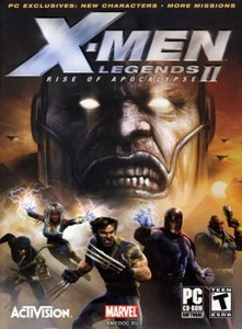 X-Men Legends 2: Rise of Apocalypse (2005.RUS.RePack)