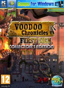 Voodoo chronicles: The first sign Collector's Edition (2011.P.RUS)