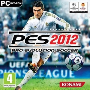 Pro Evolution Soccer 2012 (2011/RUS/FRA/RePack by R.G.Repackers)