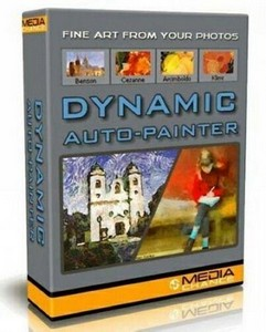 Mediachance Dynamic Auto-Painter 2.5.4 Rus + Тихая установка (x32/x64/ENG+R ...