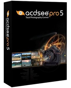 ACDSee Pro v5 Build 110 Final RePack by Loginvovchyk от 11.10.2011