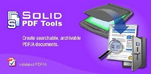Solid PDF Tools v7.1 build 1259