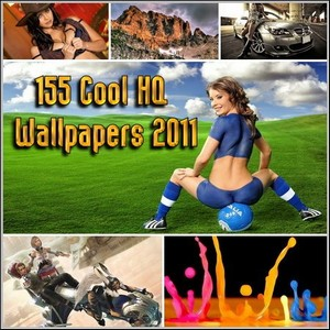 155 Cool HQ Wallpapers 2011