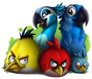 All Angry Birds (2010-2011/Symbian^3/RUS/ENG)
