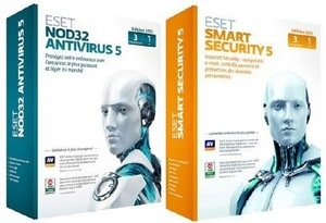 ESET NOD32 Antivirus & Smart Security 5.0.93.15 X86/X64 RePack AIO by SPeci ...