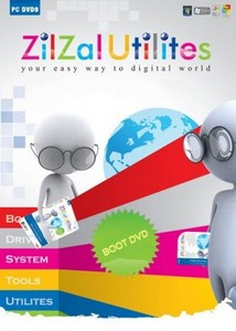 ZilZal5 Maintenance/Utilities Bootable DVD 2012