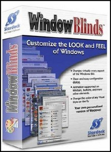 WindowBlinds 7.2 build 297 + 24 Theme