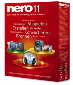 Nero Multimedia Suite 11.0.10700 Multilingual