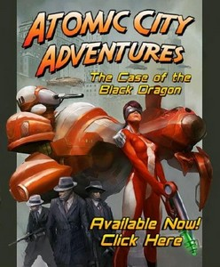 Atomic City Adventures: The Case of the Black Dragon (2011/ENG/RIP by TPTB)