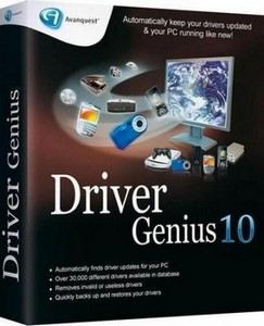Driver Genius Professional v 10.0.0.761 RePack by KpoJIuK_Labs