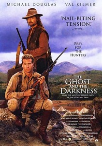 Призрак и Тьма / The Ghost and the Darkness (1996) HDTVRip + HDTV 720p + HD ...