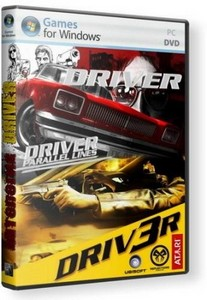 Driver: Parallel Lines (2007/RUS/Repack by R.G. Механики)