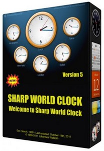 Sharp World Clock v5.42