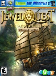 Jewel Quest 6: The Sapphire Dragon (2011.ENG.P)