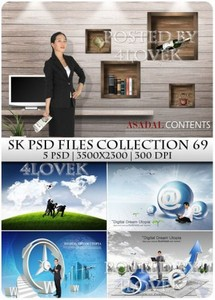 SK PSD files Collection 69