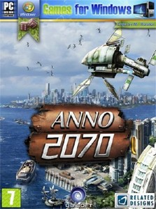 Anno 2070 (2011/RUS/Lossless Repack)