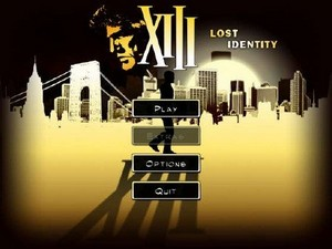 XIII: Lost Identity (2011)
