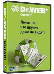 Dr.Web CureIt! 6.00.12.11110 Portable (02.12.2011)