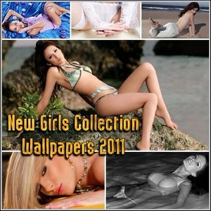 New Girls Collection Wallpapers 2011